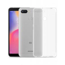 Чехол силиконовый для Xiaomi Redmi 6