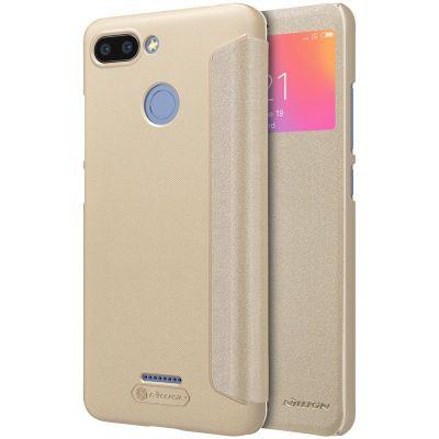 Nillkin Sparkle для Xiaomi Redmi 6 Золотой