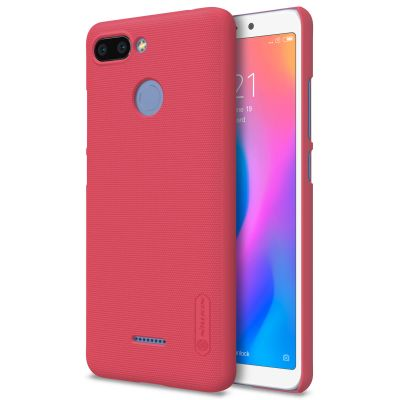 Клип-кейс Nillkin для Xiaomi Redmi 6  Red (Красный)
