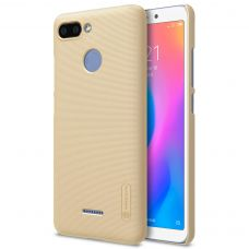 Клип-кейс Nillkin для Xiaomi Redmi 6 Gold (Золотой)