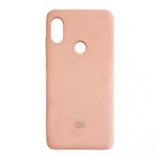 Клип-кейс Soft Touch для Redmi 7 Розовый