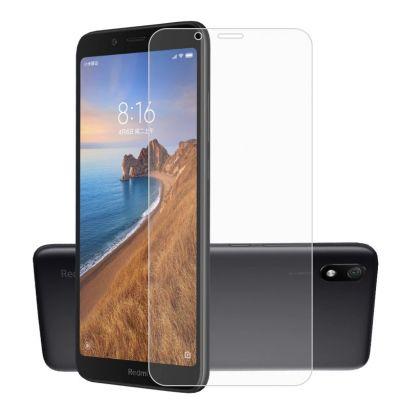 Защитное стекло прозрачное для Xiaomi Redmi 7A