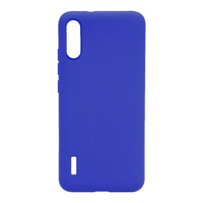 Чехол Soft Touch для Xiaomi Redmi 7A Синий