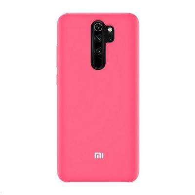 Клип-кейс Soft Touch для Redmi 9 Розовый