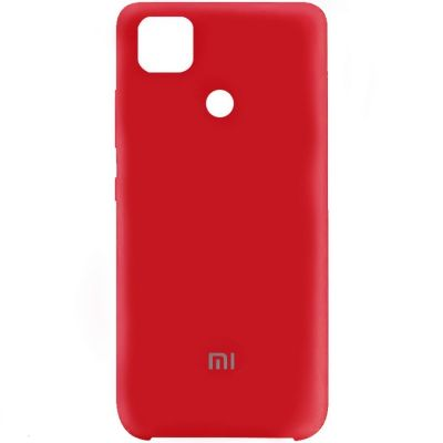 Клип-кейс Soft Touch для Redmi 9С Красный