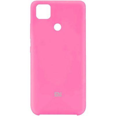 Клип-кейс Soft Touch для Redmi 9С Розовый