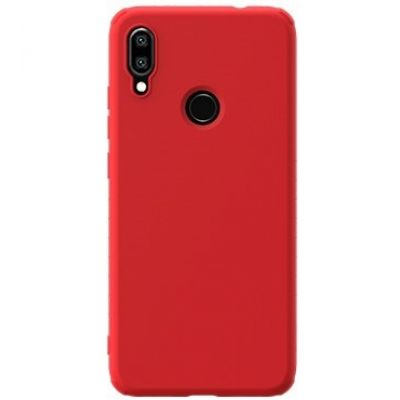 Nillkin Rubber Wrapped Protective Case для Xiaomi Redmi Note 7 Red (Красный)