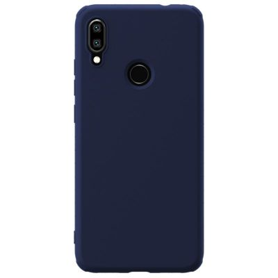 Nillkin Rubber Wrapped Protective Case для Xiaomi Redmi Note 7 Blue (Синий)
