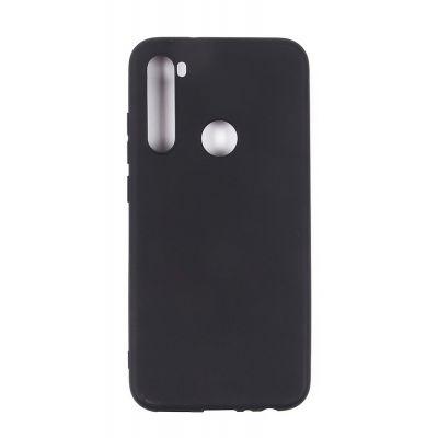 Силиконовый чехол для Redmi Note 8T Черный
