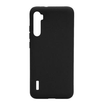 Клип-кейс Soft Touch для Redmi Note 8 Черный