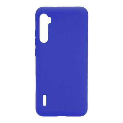 Клип-кейс Soft Touch для Redmi Note 8 Синий