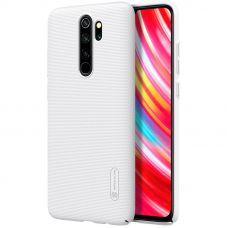 Клип-кейс Nillkin для Redmi Note 8 Pro Белый
