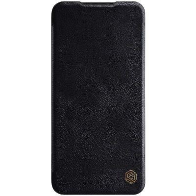 Nillkin Qin Case для Xiaomi Mi Note 10 lite Черный