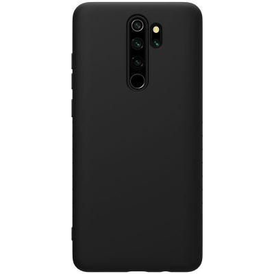 Nillkin Rubber Wrapped Protective Case для Xiaomi Redmi Note 8 Pro Черный