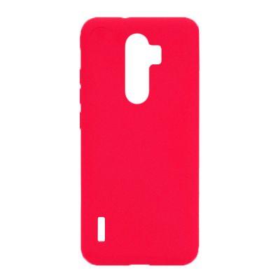 Клип-кейс Soft Touch для Redmi Note 8 Pro Красный