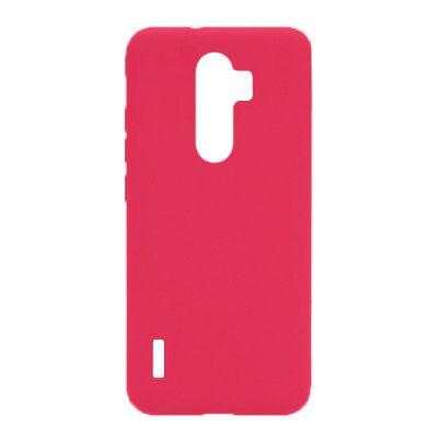 Клип-кейс Soft Touch для Redmi Note 8 Pro Малиновый