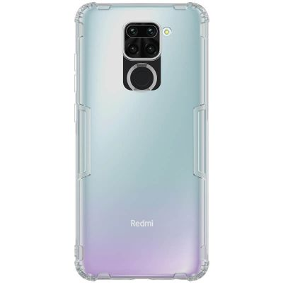 Nillkin TPU Case для Redmi Note 9 Черный