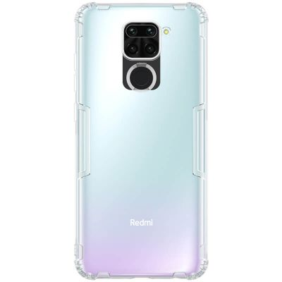 Nillkin TPU Case для Redmi Note 9 Прозрачный