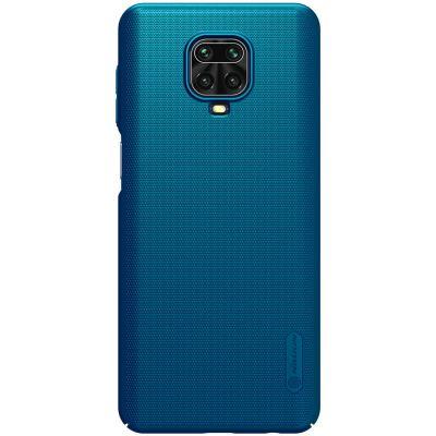 Клип-кейс Nillkin для Redmi Note 9 Pro/Redmi Note 9S Синий