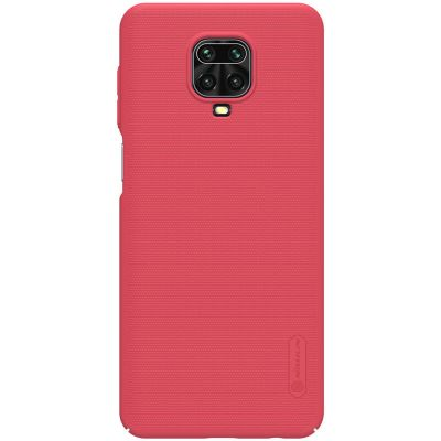 Клип-кейс Nillkin для Redmi Note 9 Pro/Redmi Note 9S Красный