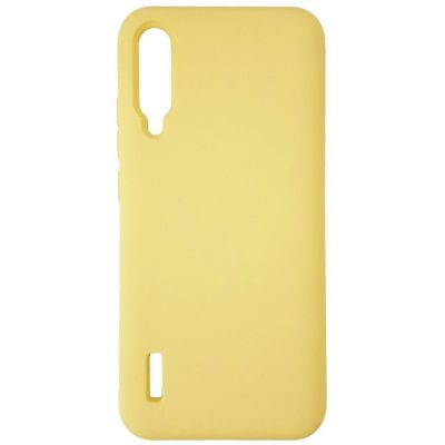 Клип-кейс Soft Touch для Xiaomi Mi 9 lite Желтый