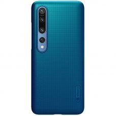 Клип-кейс Nillkin для Xiaomi Mi Note 10 lite Синий