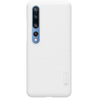 Клип-кейс Nillkin для Xiaomi Mi Note 10 lite Белый