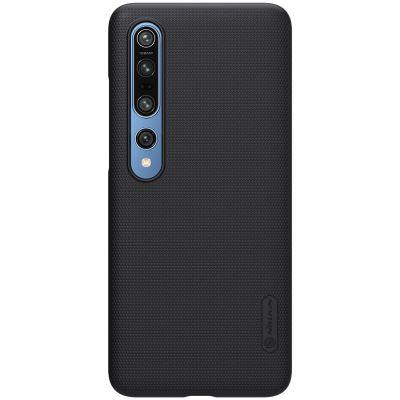 Клип-кейс Nillkin для Xiaomi Mi Note 10 lite Черный
