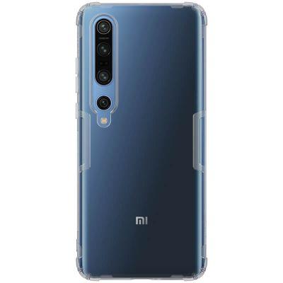 Nillkin TPU Case для Xiaomi Mi10/Mi10 Pro Черный
