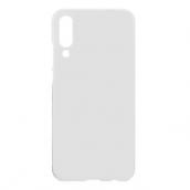 Чехол Soft Touch для Xiaomi Mi 9 Белый
