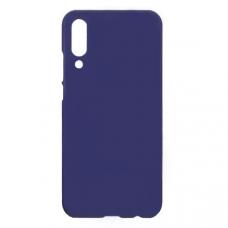 Чехол Soft Touch для Xiaomi Mi 9 Синий