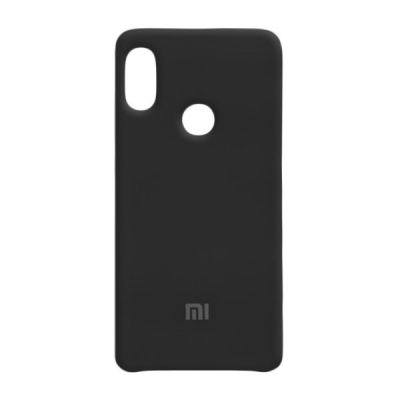 Клип-кейс Soft Touch для Xiaomi Mi 6x/A2 Черный