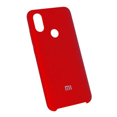 Клип-кейс Soft Touch для Xiaomi Mi 6x/A2 Красный