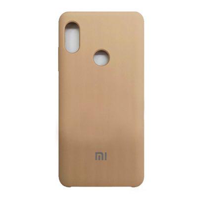 Клип-кейс Soft Touch для Xiaomi Mi 6x/A2 Золотой