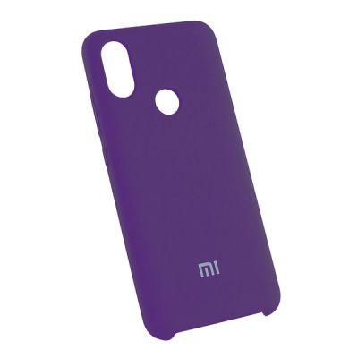 Клип-кейс Soft Touch для Xiaomi Mi 6x/A2 Фиолетовый