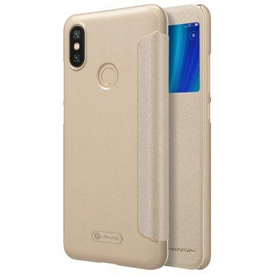 Nillkin Sparkle для Xiaomi Mi A2 / Mi 6x Gold (Золотой)