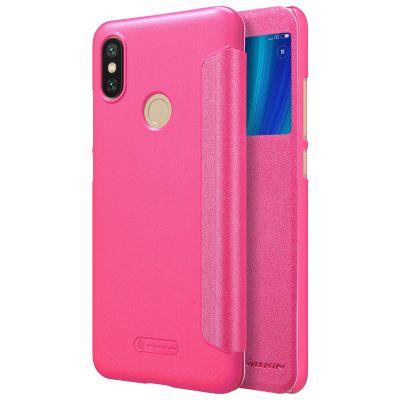Nillkin Sparkle для Xiaomi Mi A2 / Mi 6x Pink