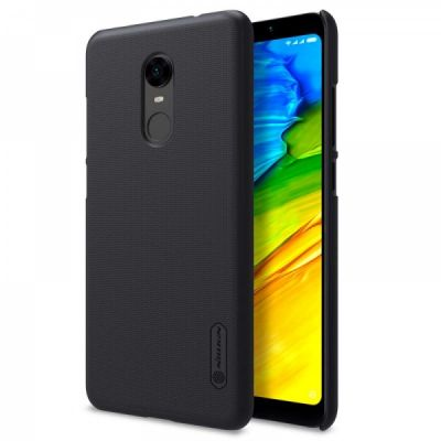 Клип-кейс Nillkin для Xiaomi Redmi 5 Plus Black (Черный)