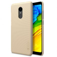 Клип-кейс Nillkin для Xiaomi Redmi 5 Plus Gold (Золотой)