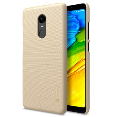 Клип-кейс Nillkin для Xiaomi Redmi 5 Plus Gold (Золотой)