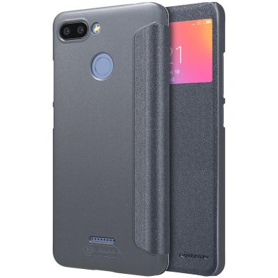 Nillkin Sparkle для Xiaomi Redmi 6a Черный