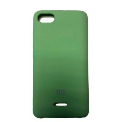Клип-кейс Soft Touch для Xiaomi Redmi 6A Зеленый