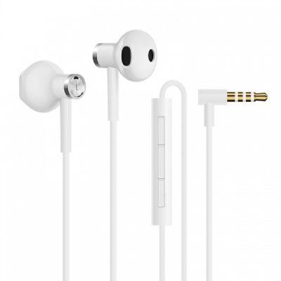 Гарнитура MP3 Xiaomi Mi Dual Driver Earphones (White)