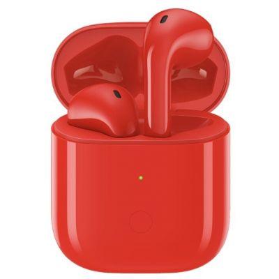 Беспроводные наушники Realme Buds Air Neo Red (Красный)