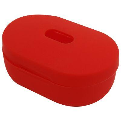 Силиконовый чехол для Xiaomi Redmi AirDots (Red)