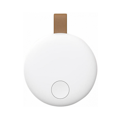 Брелок Xiaomi с GPS-датчиком анти-потеря White