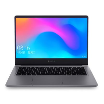 "Ноутбук Xiaomi RedmiBook 14"" Enhanced Edition (Intel Core i7 10510U 1800MHz/14""/1920x1080/8GB/512GB SSD/DVD нет/NVIDIA GeForce MX250 2GB/Wi-Fi/Bluetooth/Windows 10 Home)"