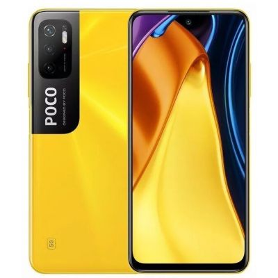 Xiaomi Poco M3 Pro 5G 6/128GB (NFC) Yellow (Желтый)