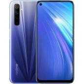 Смартфон Realme 6 4/128 Blue (Синяя комета)