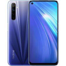 Смартфон Realme 6 8/128 Blue (Синяя комета)
